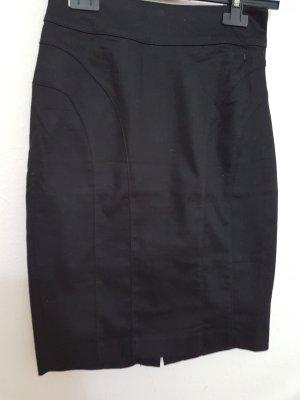 H&M Jupe taille haute multicolore