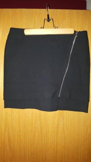 H&M Falda gitana negro