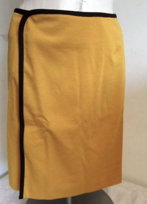Heine Wraparound Skirt yellow