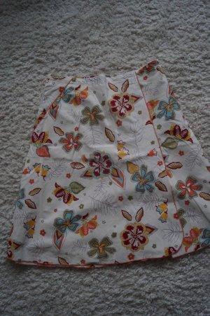 Rock von Lerros Gr.42 mit Blumen