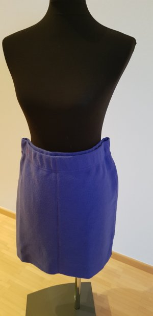 Marc Cain Wool Skirt violet new wool