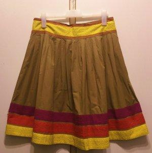 Max & Co. Jupe mi-longue multicolore coton