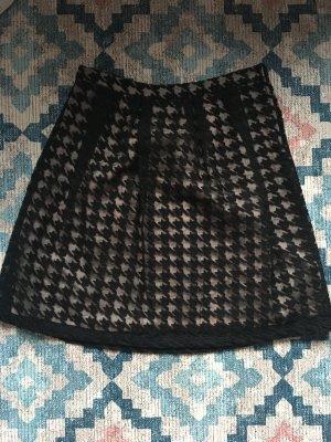 Naf naf Plaid Skirt multicolored cotton