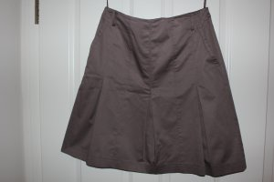 Rock von s.Oliver Selection Gr.40, Farbe:taupe