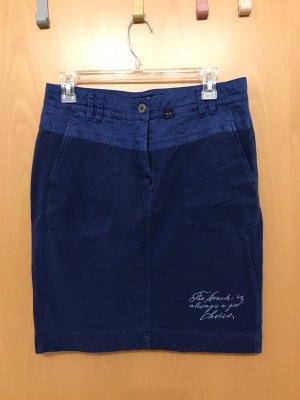 Soccx Minigonna blu
