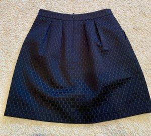 Strauss High Waist Skirt black