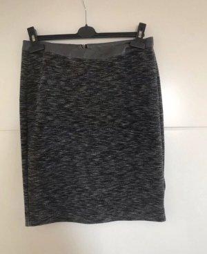 Street One Pencil Skirt dark grey-black