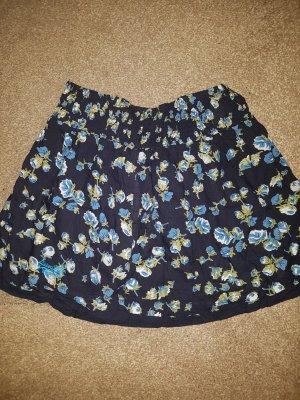 Superdry Stretch Skirt dark blue
