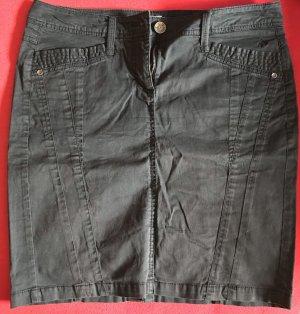 Tom Tailor Midi Skirt anthracite