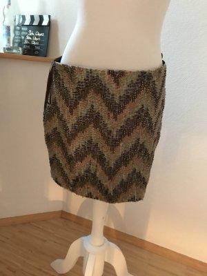 Zara Jupe brun