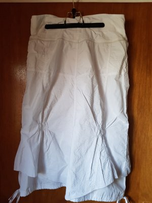 Biba Asymmetry Skirt white