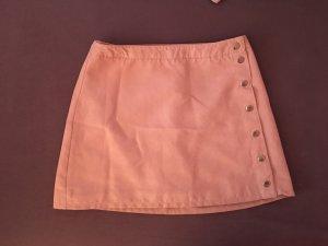 H&M Divided High Waist Skirt pink