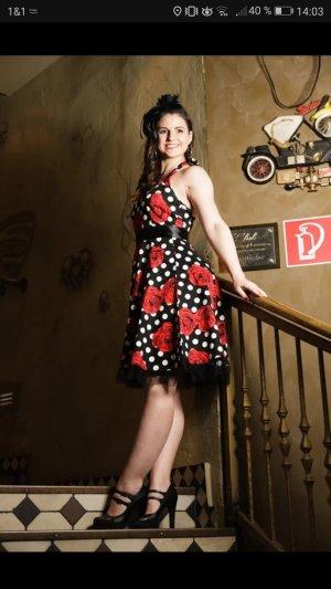 Rockabilly, 50er Jahre, Petticoat Kleid
