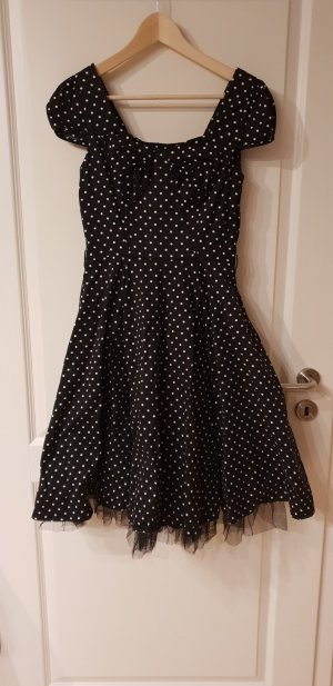 Rockabilly-Kleid Polka dots