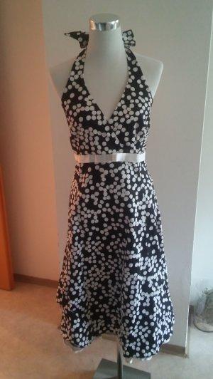 Rockabilly Kleid Polkadots Petticoat