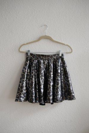 Circle Skirt black-light brown