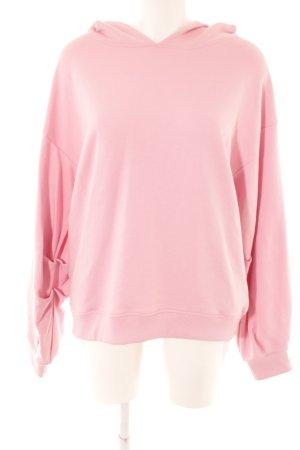 Rockamora Kapuzensweatshirt pink Casual-Look