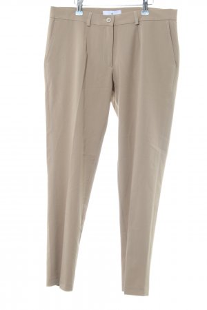 Rockamora Stoffhose creme Business-Look