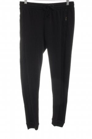 Rockamora Sweat Pants black casual look
