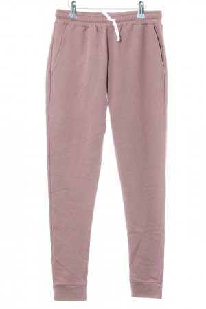 Rockamora Sweat Pants pink casual look