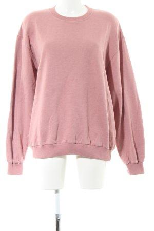 Rockamora Sweatshirt pink Casual-Look