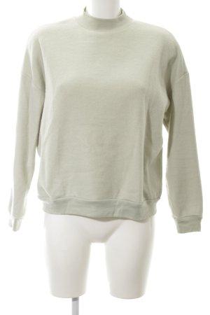 Rockamora Sweatshirt wollweiß Casual-Look