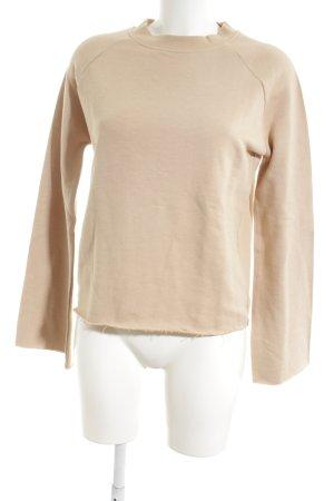 Rockamora Sweatshirt creme Casual-Look