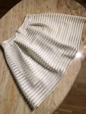 Skirt white-natural white