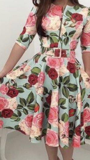 Petticoat Dress multicolored synthetic fibre