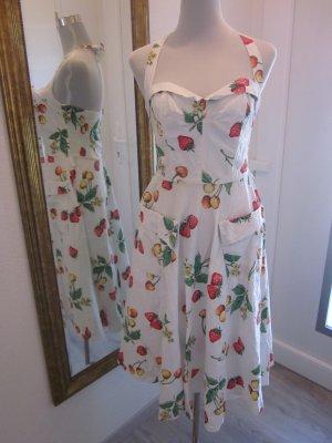 Petticoat Dress multicolored cotton