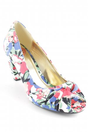 Rocket dog Peeptoe Pumps Blumenmuster Casual-Look