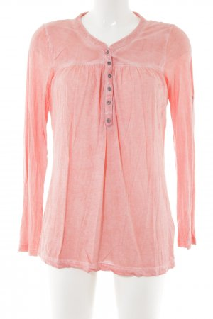 Rockgewitter Langarm-Bluse pink-rot Casual-Look