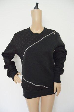 Rockiger Pullover gr.L eher M/S damen