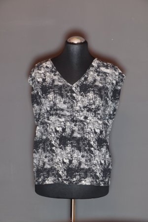 Rockiges black-and-white Top von mbym