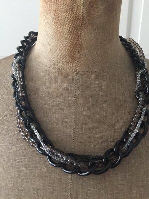 COS Collar estilo collier multicolor