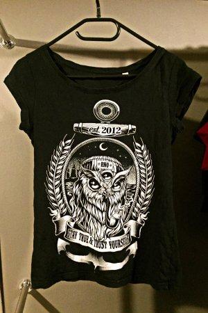 Rocknowl Shirt - Sailor Owl