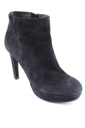 Rockport Reißverschluss-Stiefeletten schwarz Elegant