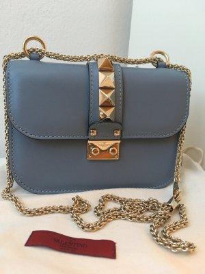 Rockstud Lock Shoulder Bag small - neuwertig von Valentino