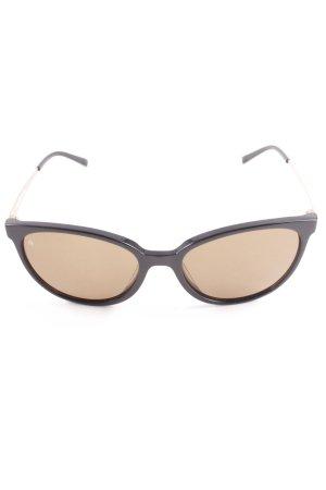 Rodenstock Butterfly Brille schwarz Elegant