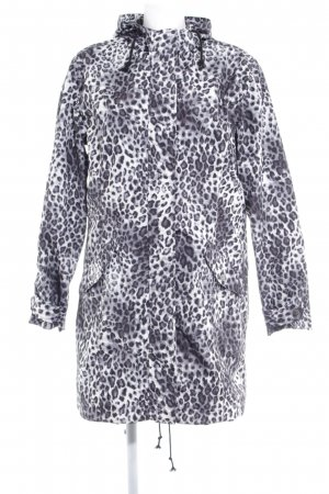 Rodeo Hooded Coat animal pattern animal print