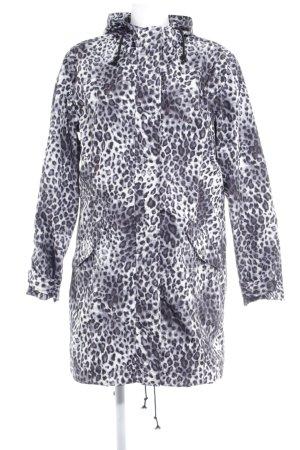 Rodeo Manteau à capuche motif animal imprimé animal