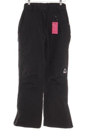 Rodeo Pantalon de ski noir style athlétique