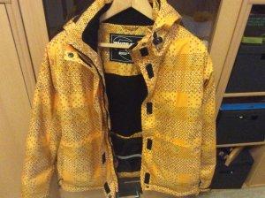 Rodeo Veste d'extérieur orange doré-noir polyester