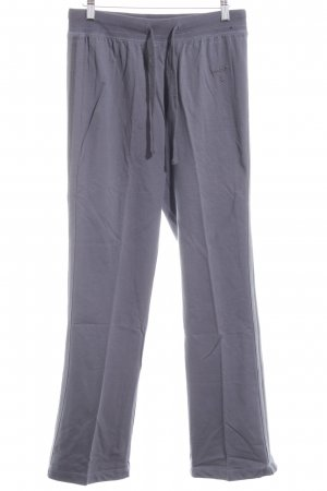 Rodeo Pantalon de jogging gris ardoise style marin