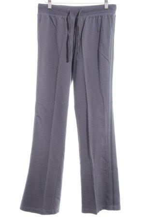 Rodeo Pantalon de jogging gris ardoise style athlétique