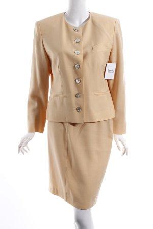 Rodier Kostüm apricot Business-Look
