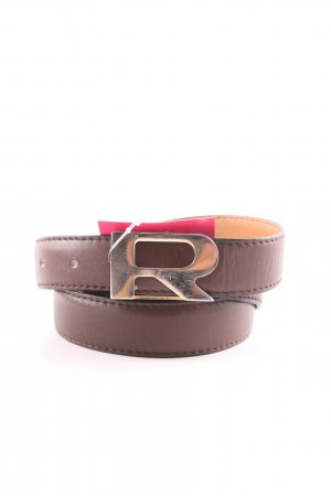 Rodier Faux Leather Belt brown casual look