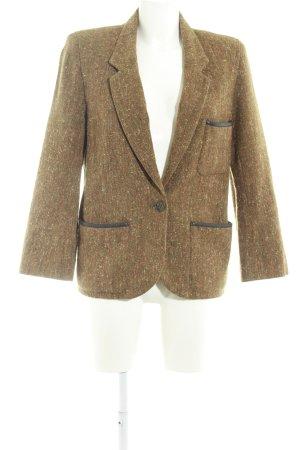 Rodier Wool Blazer multicolored Brit look