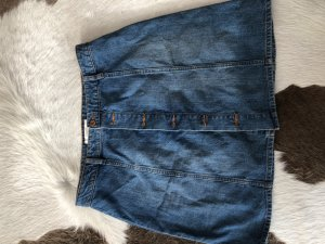 H&M Gonna di jeans blu-blu scuro