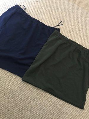Röcke von Amisu in blau und grün